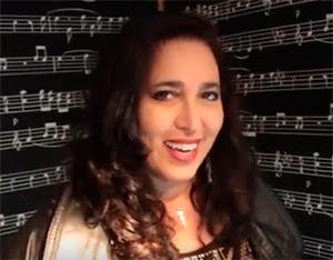 Ilana Hazan canta Aleluia