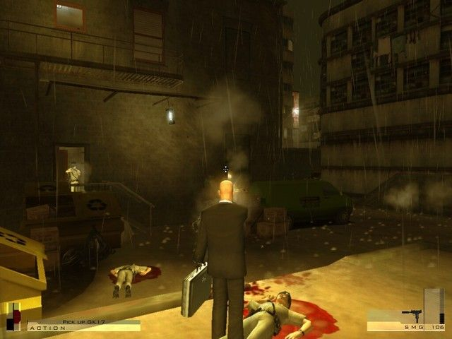 Hitman 3 Contracts Rip PC Version