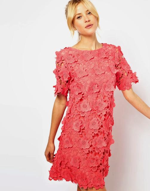 Increíbles vestidos cortos primavera verano 2014