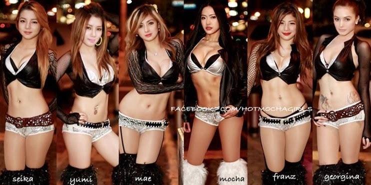 Mocha girls sexy pics