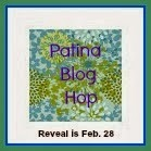 Patina blog hop - BayMoonDesign