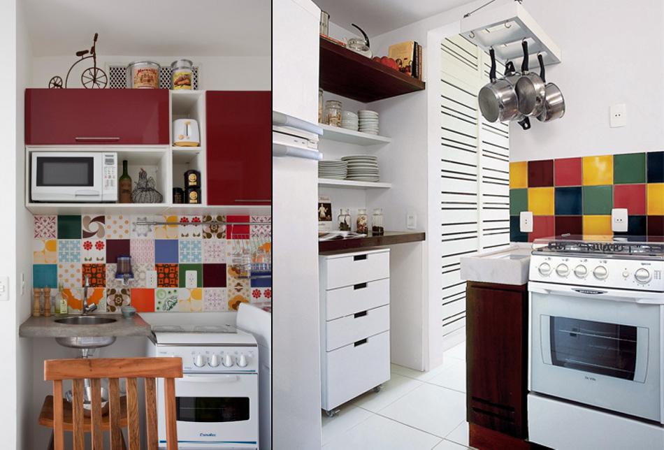 decoracao cozinha pequena simples:Oficina de Arquitetura: Ladrilho hidráulico e Azulejos Estampados