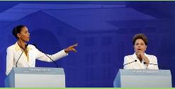 PRESIDENCIALES BRASIL Ninguno de los candidatos ganaría en la primera votación