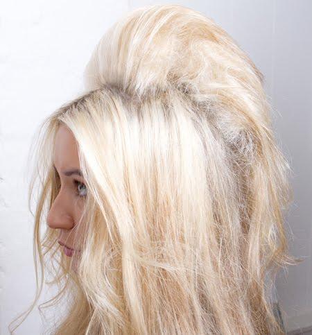 Топирана коса