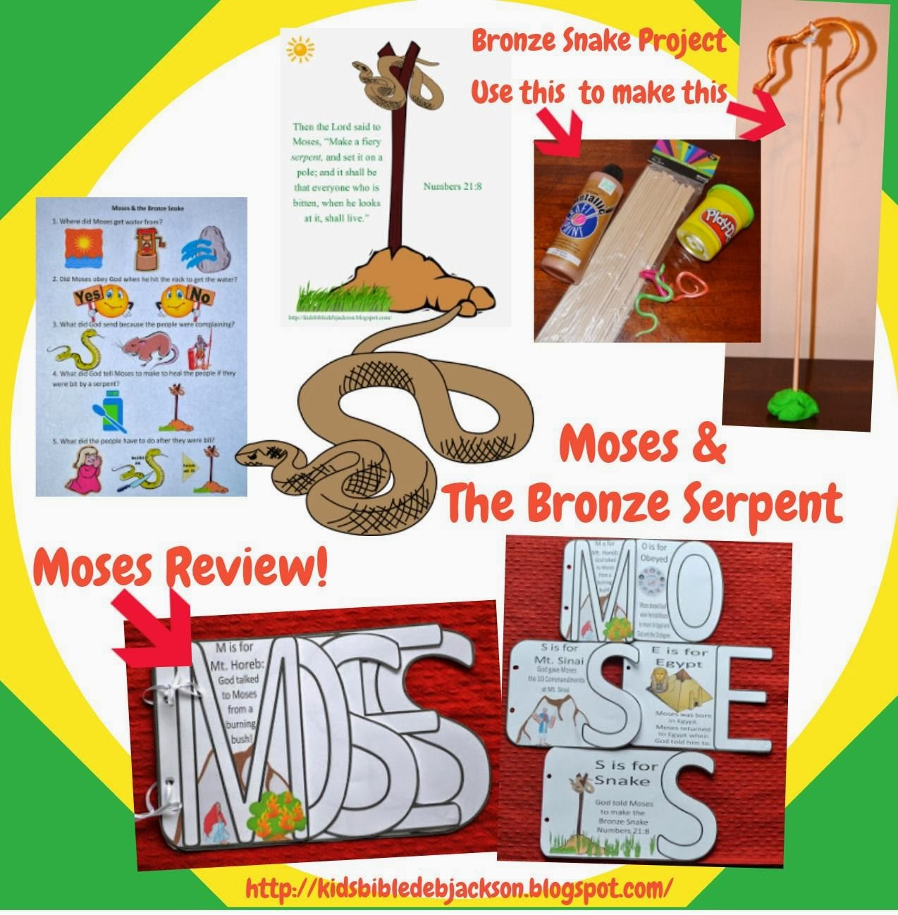http://kidsbibledebjackson.blogspot.com/2013/11/moses-bronze-snake.html