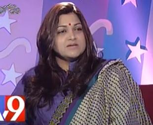 Actress Khushboo – Nenu Naa Prayanam