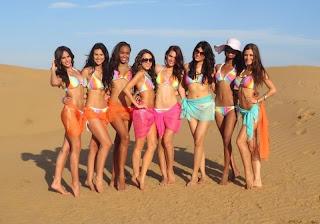 pakaian+renang Kumpulan Foto Foto Cantik dan Sexy Kontestan Miss World 2013