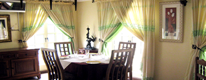 Manorgrove House Hotel, Port Harcourt restaurant