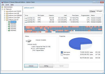 CCleaner Network Professional 1.10.823 Full Crack