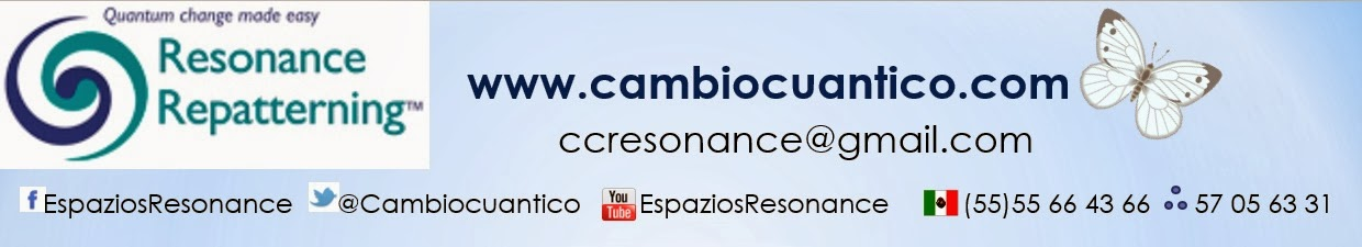 Cambio Cuántico Resonance Repatterning