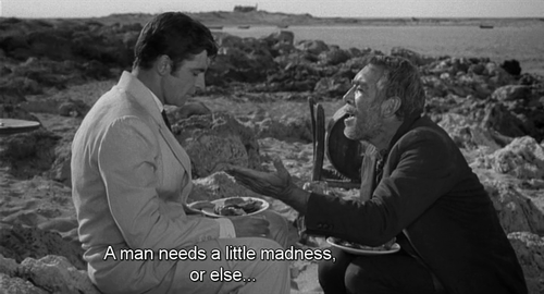 quotes for zorba the greek Zorba was an impassioned player of the santouri – a greek  page numbers are  for my benefit alone to help me find these quotes in my copy.