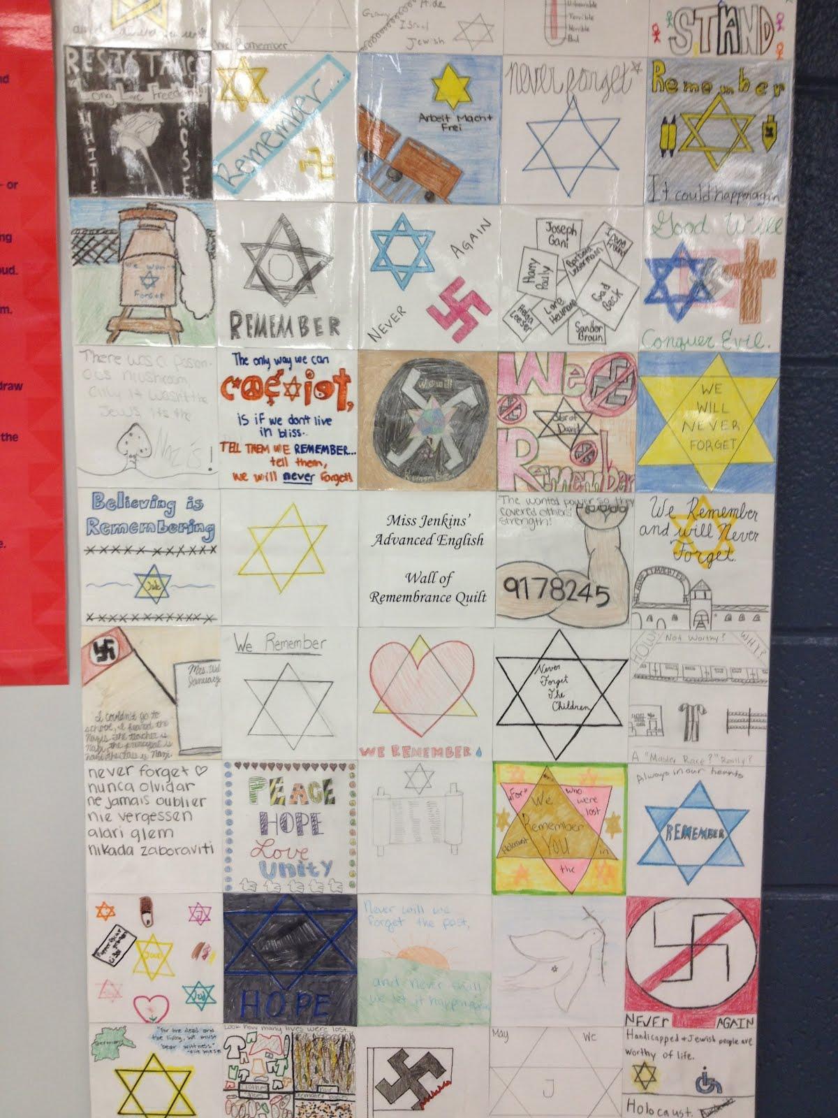 Holocaust essay contest