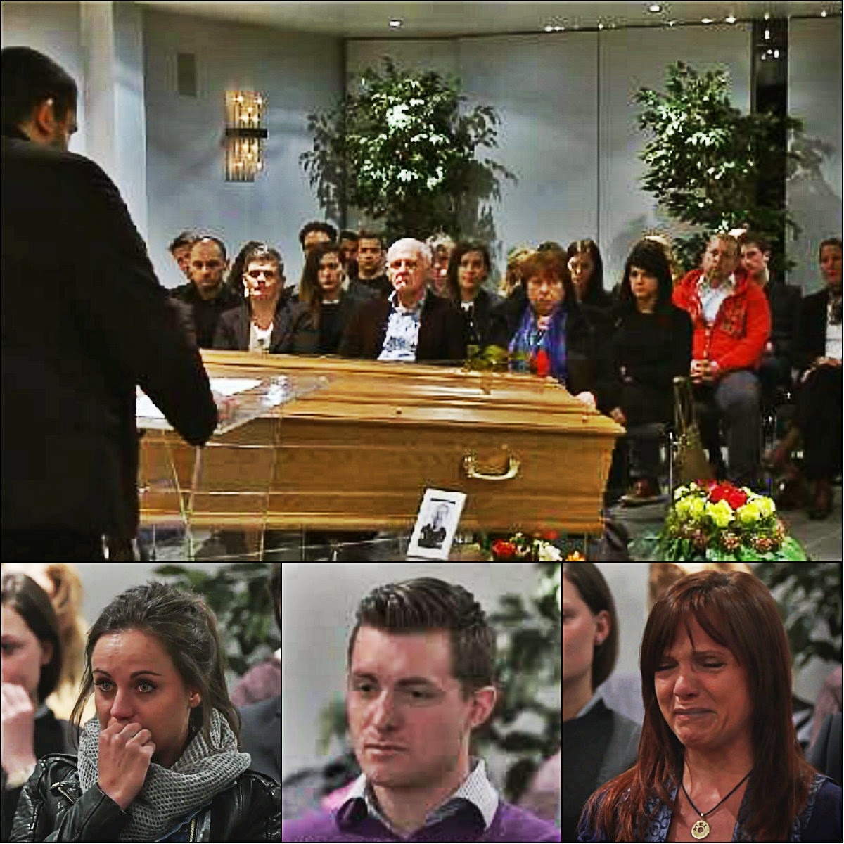 What If You Were Invited To Your Own Funeral?