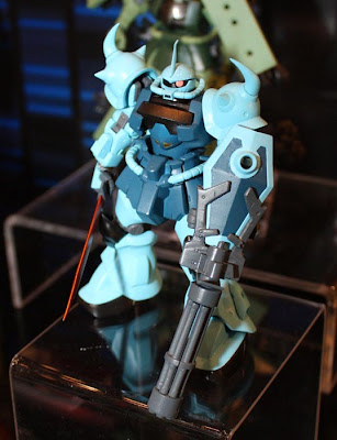 Robot Damashii (Side MS) Gouf Custom