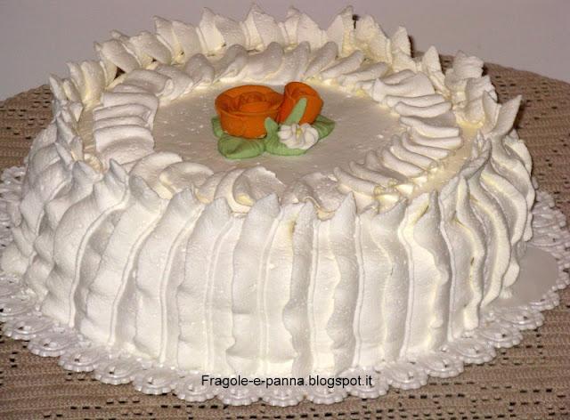 torta buon anniversario