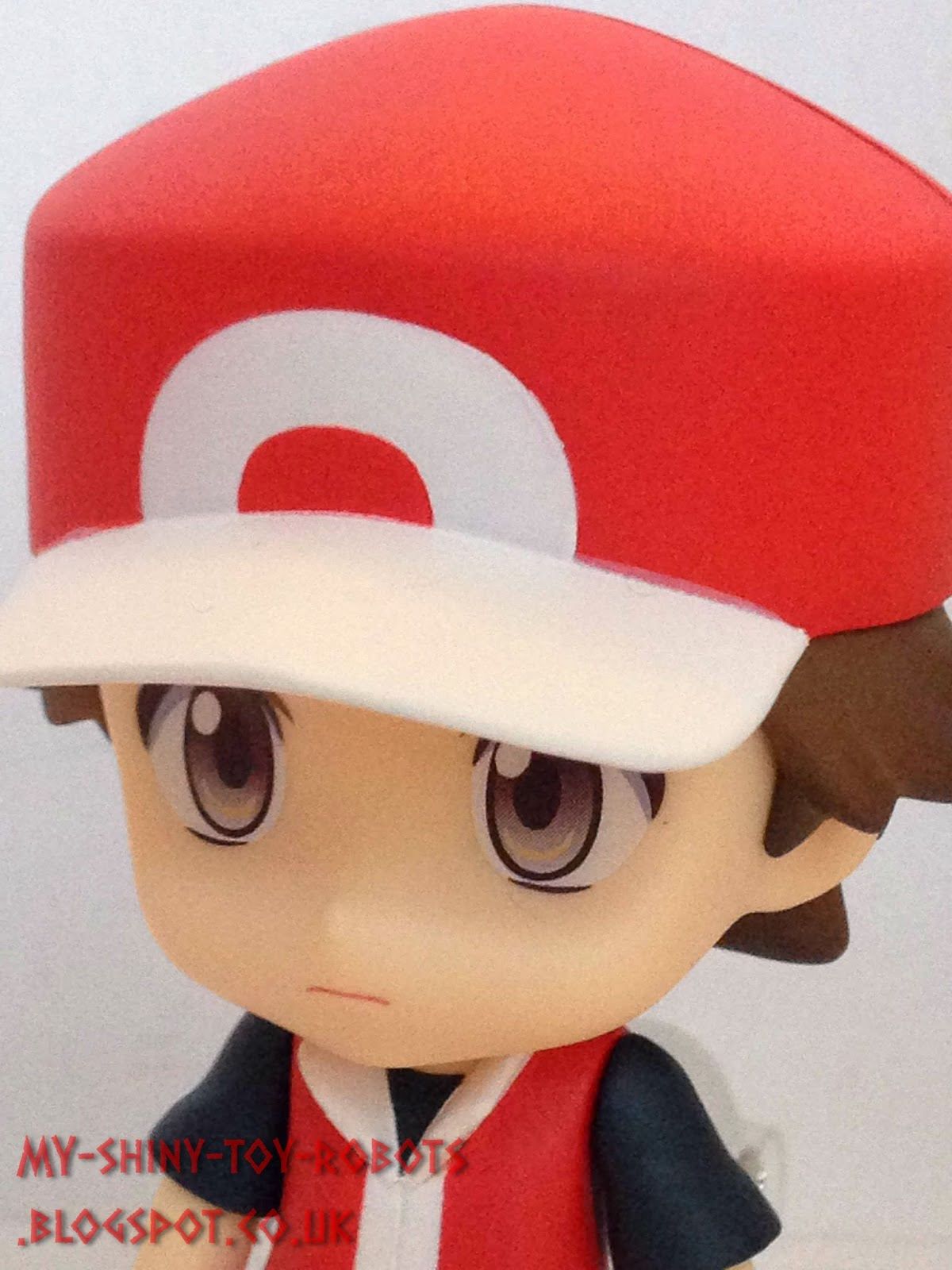 Nendoroid Red (Pokémon Trainer)