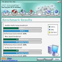 Hasil Benchmark Komputer Setelah Refresh