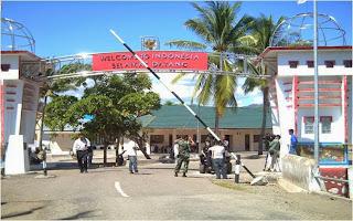 Satgas Pamtas RI-Timor Leste gagalkan penyelundupan mobil