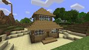 A kezdetek. Először szükség van egy egyszerű házra.
