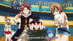 Fairy Tail e Rave Master OVA 01