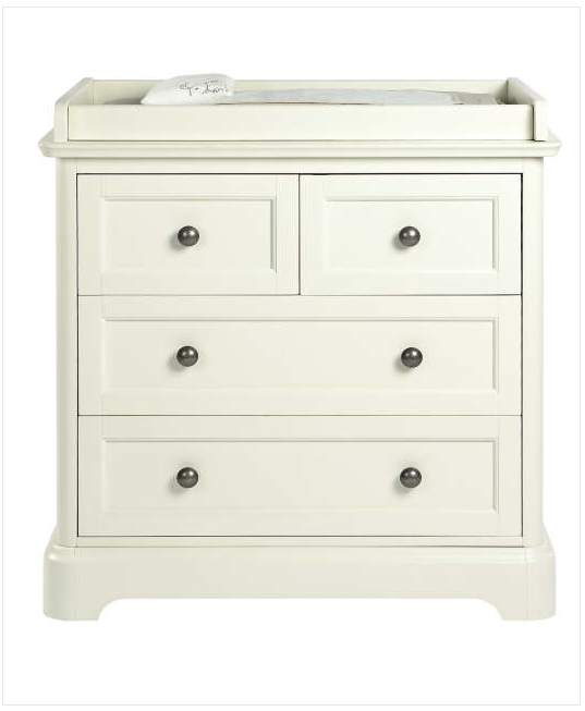 The baby diaries my dream nursery if money was less of Nursery chest of drawers with changer