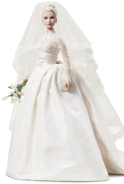 0 Grace Kelly: Barbie Noiva