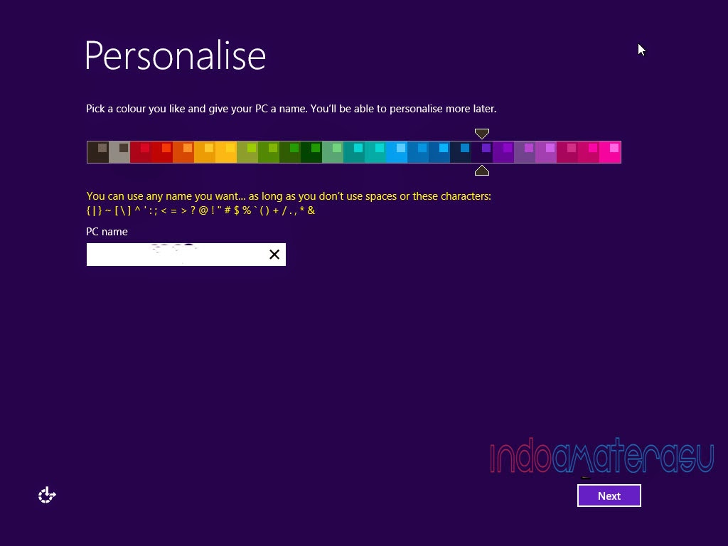 Panduan Install Windows 8 8 1 Lengkap Dengan Gambar Graphic Design By Tara Free Download