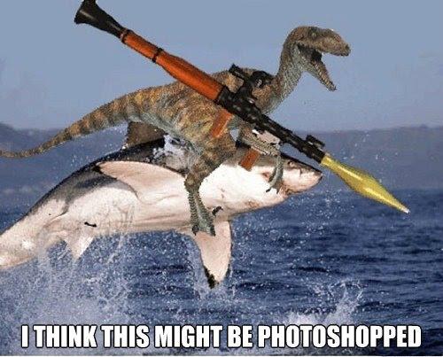 I Think This Might Be Photoshopped - Seems Legit