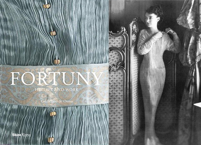 Best new fashion books Winter 2016 / Fortuny: his life and works via www.fashionedbylove.co.uk british fashion blog