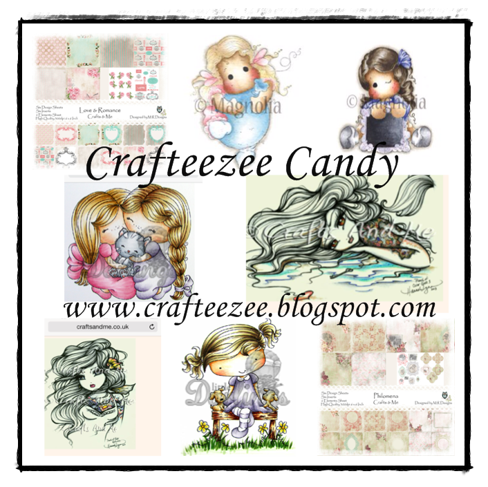 Give aways: crafteezee, 11.april