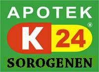 Apotek K24 Sorogenen