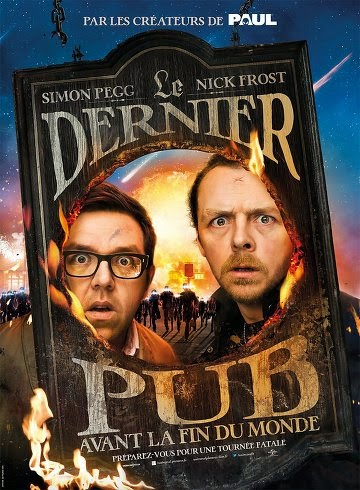 Le Dernier pub avant la fin du monde streaming vf