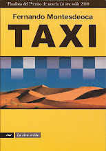 TAXI / La novela. Click en la portada para ir a su página en facebook