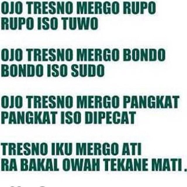 Gambar DP BBM Kata Kata Patah Hati Bahasa Jawa | Kata Kata ...