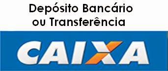 Aceitamos Depósito Bancário