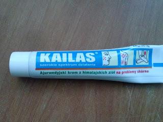 Recenzje: krem Kailas oraz serum: z wit. C 7,5%, z kwasem glikolowym 10%