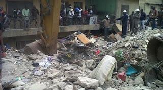 3 storey building collapsed ebute meta lagos