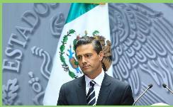 Una niña consigue 14.000 firmas para que Peña Nieto abandone la presidencia de México