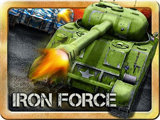 Screenshots of the Iron Force for Android tablet, phone.