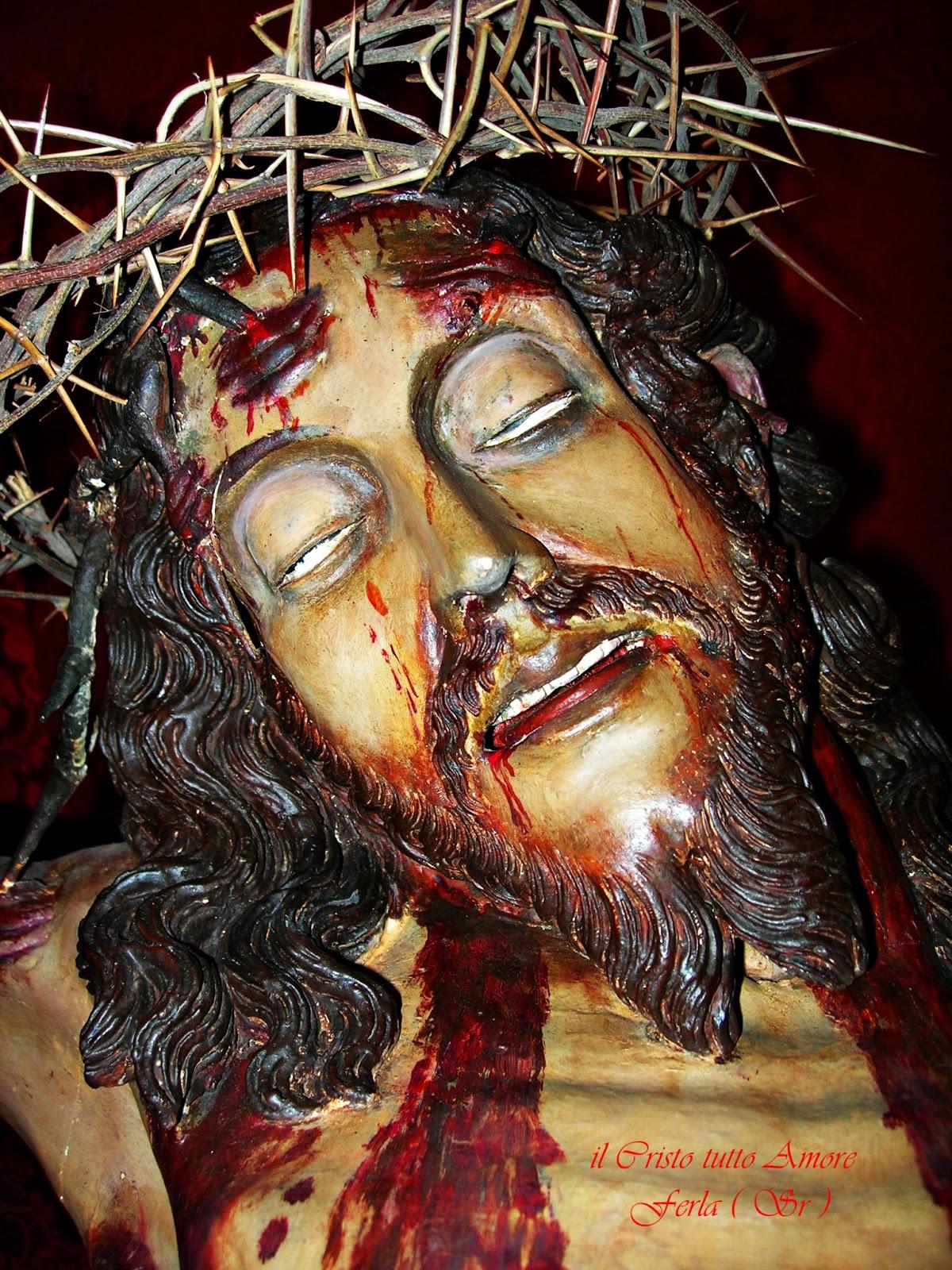 Risultati immagini per Gesù Cristo croce ho sete
