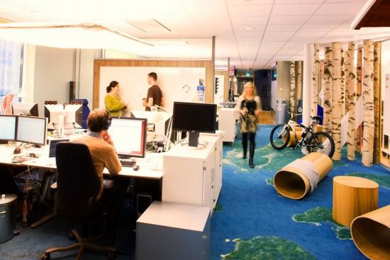 google office luxury work environment mr techpathi