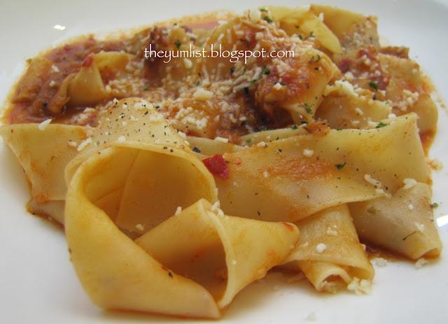 Spasso Milano, Pavilion, Italian, restaurant, antipasto, set lunch, pasta, pizza, pork, non halal