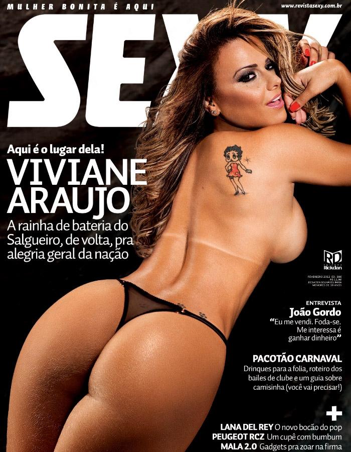 sexy na Vivi araujo