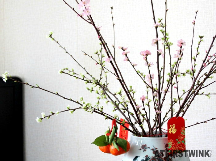 Chinese New Year 2015 cherry blossoms