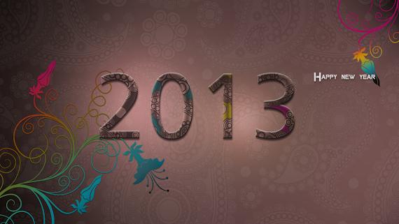 wallpaper tahun baru 2013 @ digaleri.com