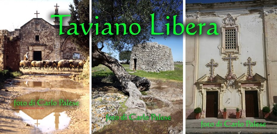 Taviano libera!