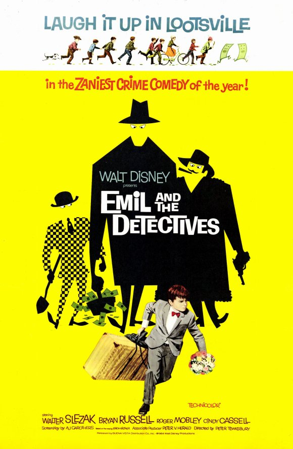 emil and the detectives book review