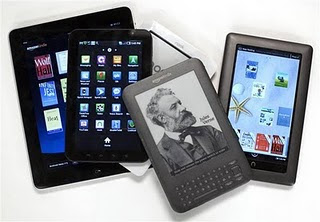 2011 Black Friday Deals for Tablets and eReaders