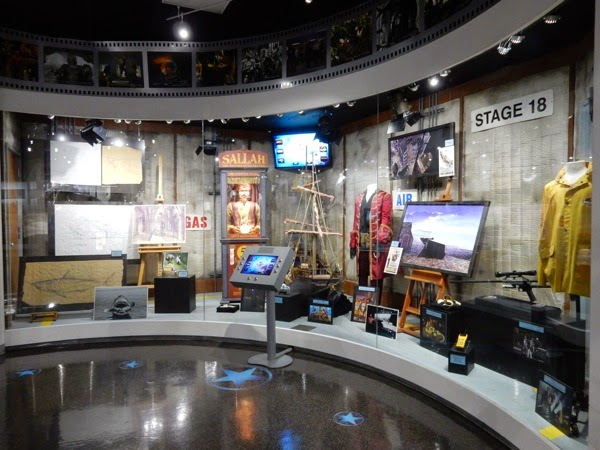 NBC Universal Experience archive attraction