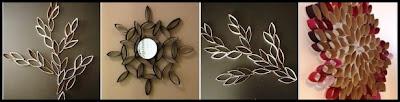 Gbr. Hiasan Dinding dengan Desain Batik